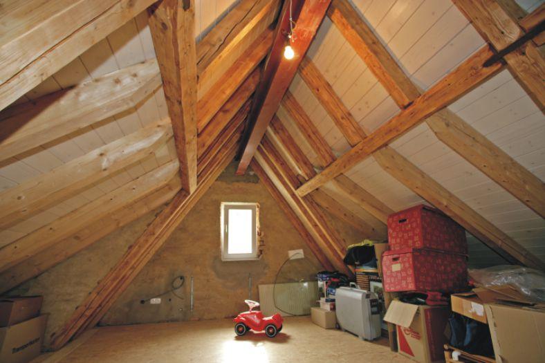 Dachbodendammung Heizung Sanitar Solar Bedachung Hubert
